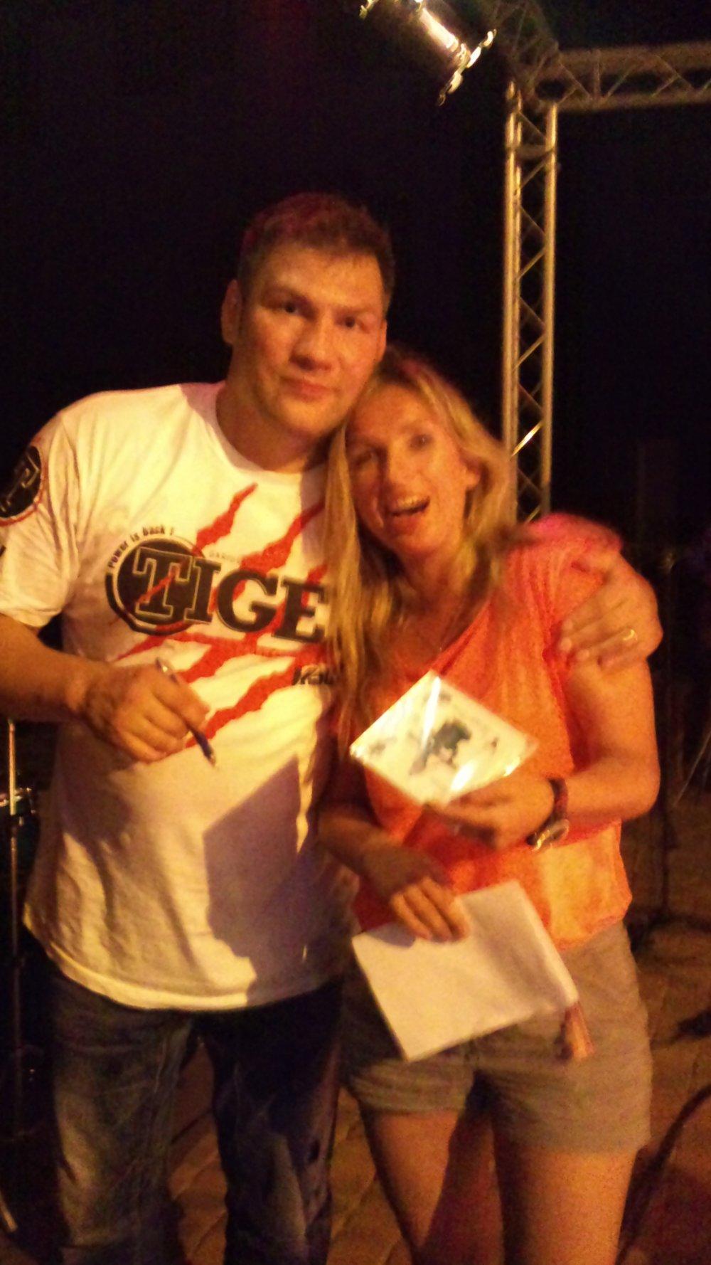 Dariusz TIGER Michalczewski -