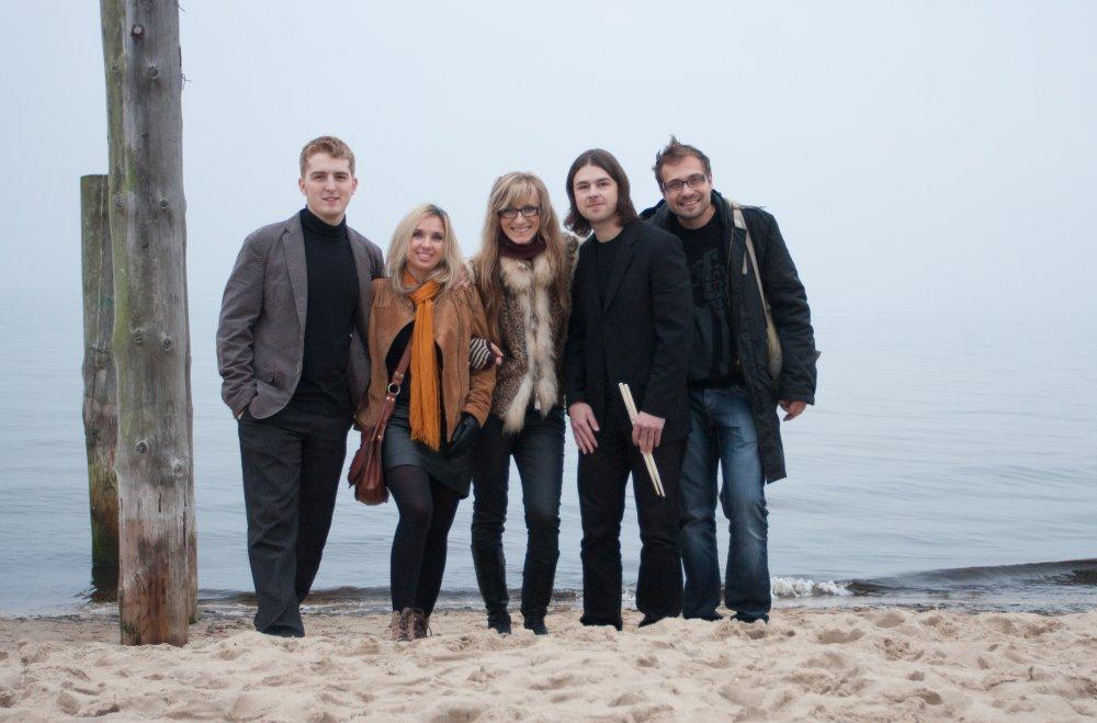 JVB with Svetlana & Vladimir from Studio Cheberkus -