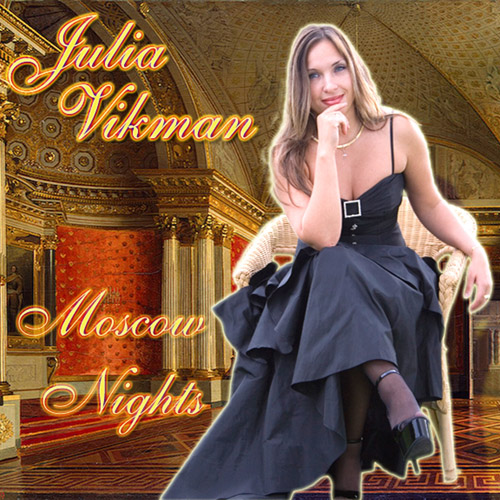 Moscow Nights by Julia Vikman